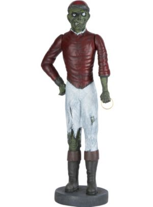 Zombie Lawn Jockey