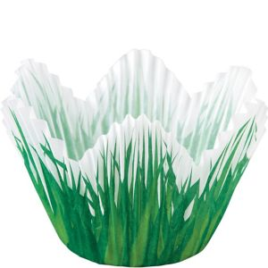 Grass Petal Baking Cups 24ct