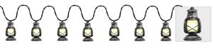 Railroad Lantern String Lights