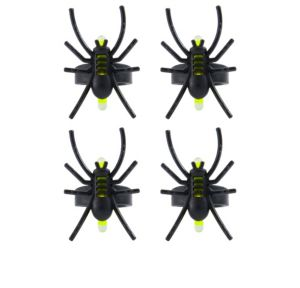 Glow Stick Spider Rings 4ct