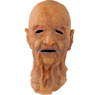 Dead on Arrival Old Man Mask