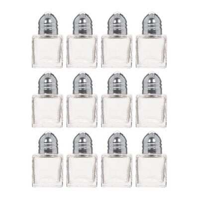 Mini Salt and Pepper Shakers 12ct