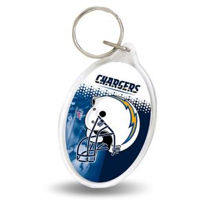 San Diego Chargers Keychain