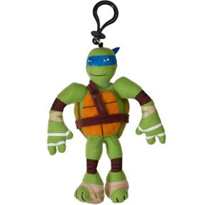 Clip-On Teenage Mutant Ninja Turtles Leonardo Plush