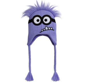Evil Minion Laplander Hat - Despicable Me