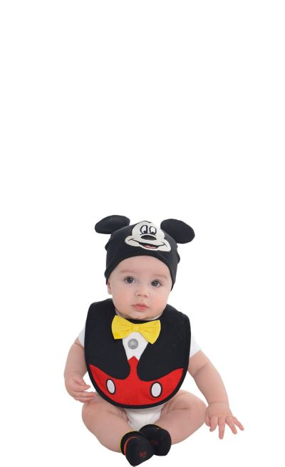 Baby Mickey Mouse Accessory Kit