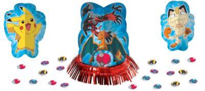 Pokemon Table Decorating Kit 23pc