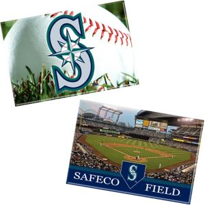 Seattle Mariners Magnets 2ct