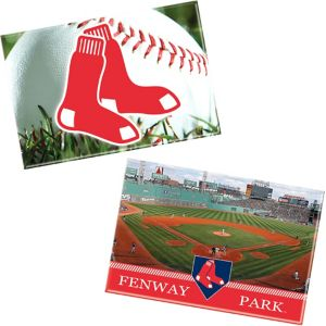 Boston Red Sox Magnets 2ct