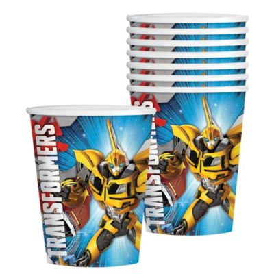 Transformers Cups 8ct