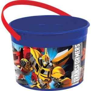 Transformers Favor Container