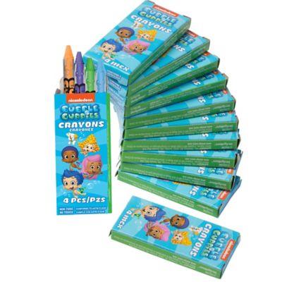 Bubble Guppies Crayons 12ct