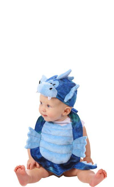 Baby Sea Monster Bib Set 2pc