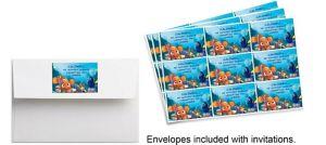 Custom Nemo and Friends Sticker