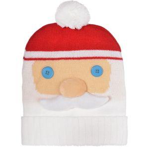 Jolly Santa Beanie