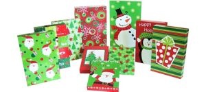 Assorted Cute Christmas Clothing Gift Boxes 10ct
