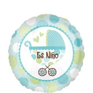 Es Nino Balloon - Baby Buggy