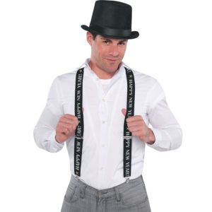 New Year's Suspenders