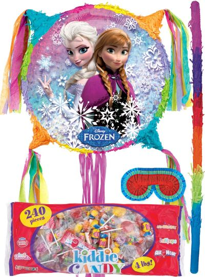 Add-a-Balloon Frozen Pinata Kit