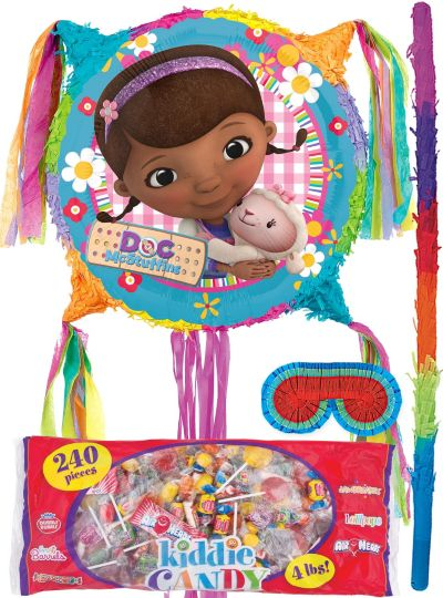 Add-a-Balloon Doc McStuffins Pinata Kit