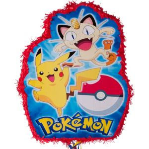 Pull String Pokemon Pinata