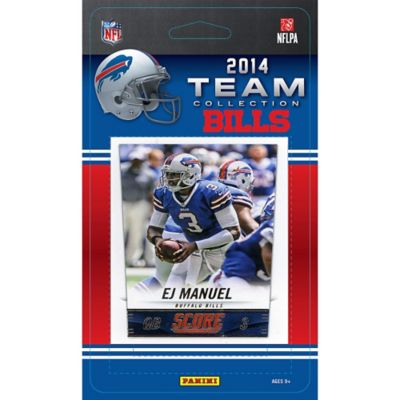 Buffalo Bills Team Cards