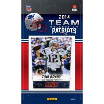 New England Patriots Team Cards