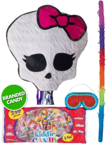 Monster High Skullette Pinata Kit