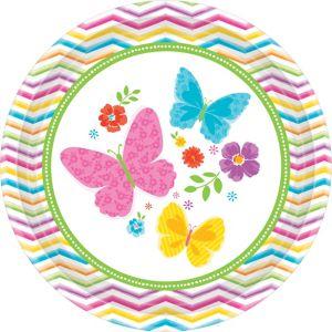 Celebrate Spring Dinner Plates 18ct