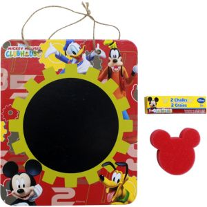 Mickey Mouse Chalkboard Sign Set 3pc