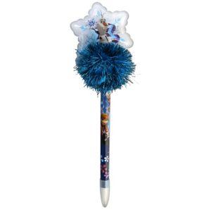 Frozen Pom-Pom Pen