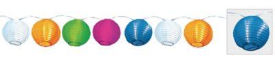 Round Lantern Lights