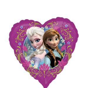 Frozen Balloon - Heart