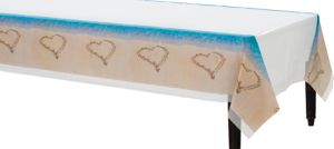 Beach Love Table Cover