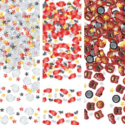 Cars Confetti