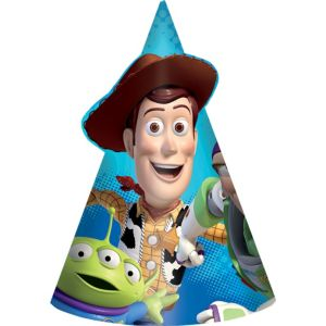 Toy Story Party Hats 8ct