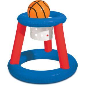 Inflatable Basketball Hoop & Ball