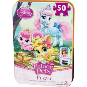 Disney Princess Palace Pets Mini Puzzle 50pc