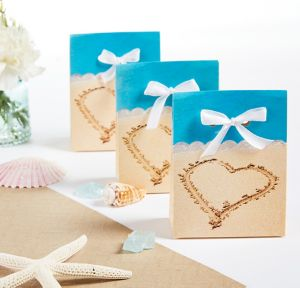 Beach Love Favor Boxes