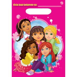 Dora and Friends Favor Bags 8ct
