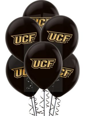 UCF Knights Balloons 10ct