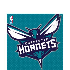 Charlotte Hornets Lunch Napkins 16ct