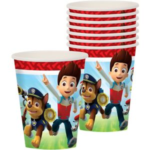 PAW Patrol Cups 8ct
