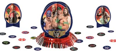 WWE Table Decorating Kit 23pc