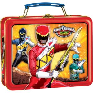 Power Rangers Lunch Box