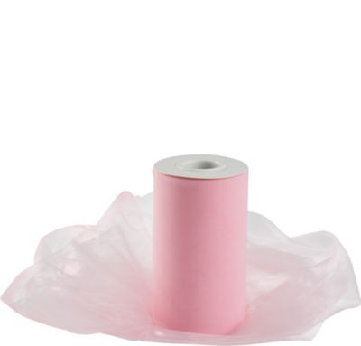 Pink Tulle Spool