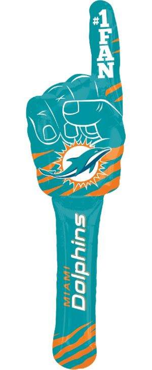 Miami Dolphins Inflatable Spirit Stick