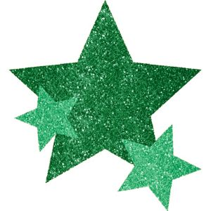 Green Star Body Jewelry