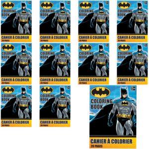 Batman Coloring Books 48ct