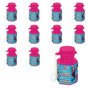 Monster High Mini Bubbles 48ct